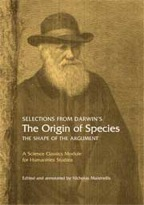 Selections from Darwin's The Origin of Species cover