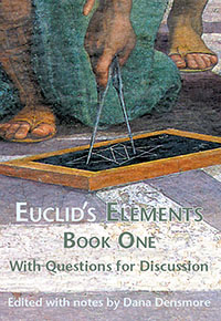 Euclid's Elements cover
