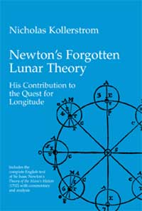 Newton's Forgotten Lunar Theory cover