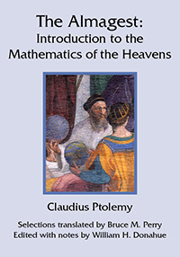 Ptolemy's Almagest cover