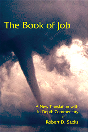Book of Job Front Cover